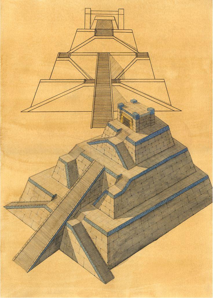 Atlántida Templo
