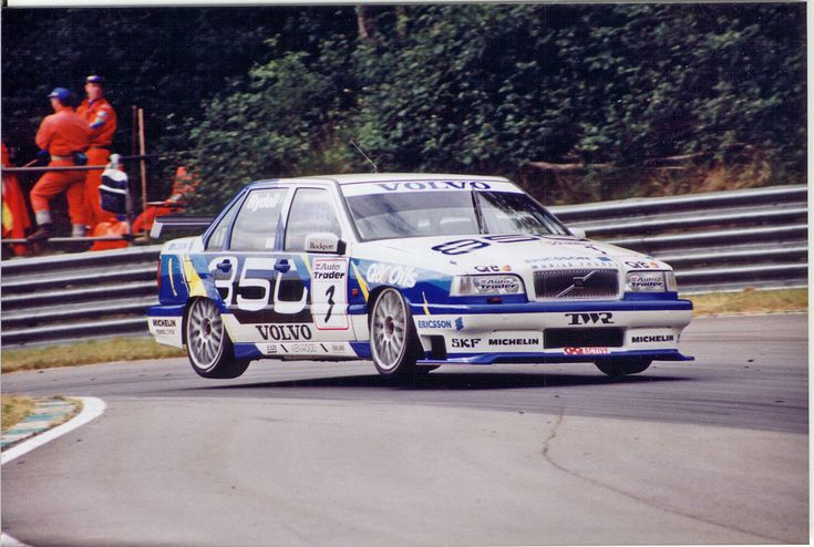 volvo 1996 BTCC