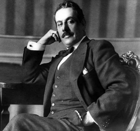 "FEBRUARY 1,  1896: The world premiere of Giacomo Puccini's opera ""La Bohème"" is held in Turin."
