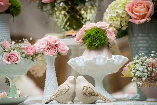 how much are bouquets for weddings 440 best images about milk glass centerpieces on 4876