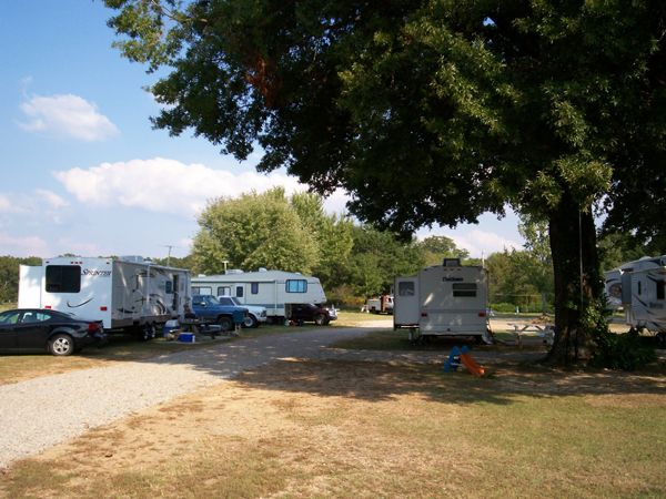 Sawyer RV Park OK Passport America Campgrounds