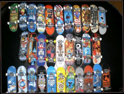 finger board