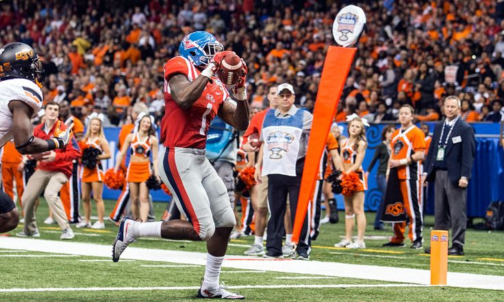 How will Ole Miss Replace Laquon Treadwell? = Ole Miss' Laquon Treadwell was the best wide receiver in the SEC in 2015. Treadwell led the SEC in yards (1,153), touchdowns (11) and yards per game (88.7) while ranking third in receptions with 82.  His success wasn't.....