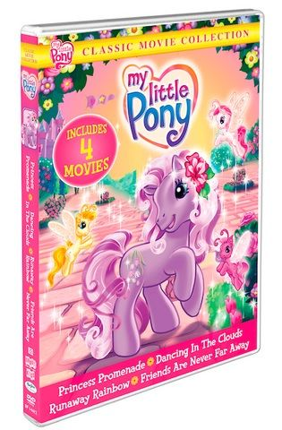 My Little Pony: Classic Movie Collection on DVD Available January 21! ( Giveaway)