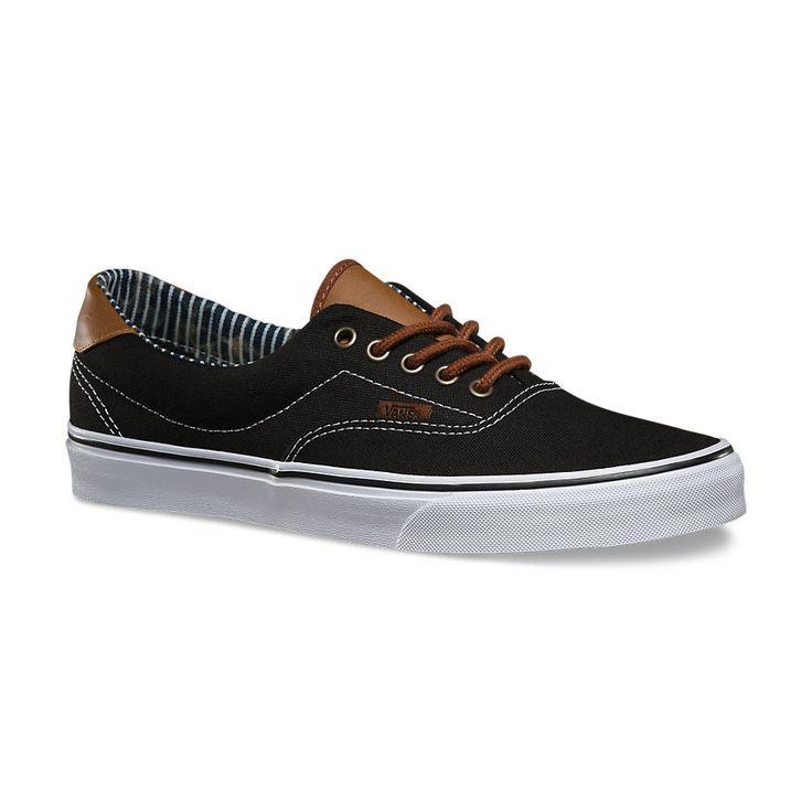 Promotions Vans Dress Blues/Stripe Denim C&L Era buy van shoes, Hot Sale