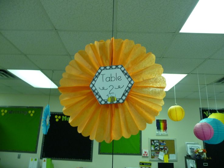 Yellow Classroom Decor : 132 best classroom decor: bumble bees and polka dots images on