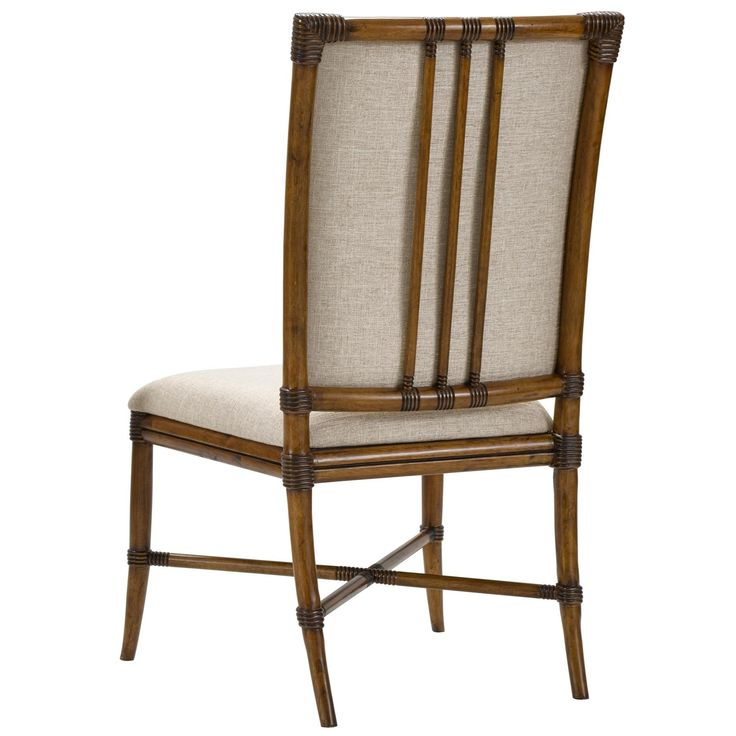 Amalie Bay Bamboo Side Chair by Broyhill Furniture at Baer's Furniture