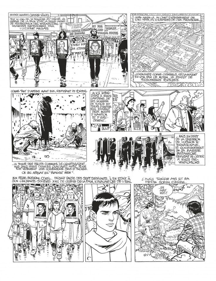 Page 5 XIII tome 18 - Grand format luxe