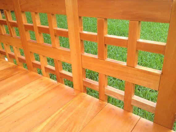 Stellen Sie Sich Schweben Und Entspannen Auf Dem Schaukelbett. Ihre  Atemberaubenden Blick Aus Ihrer Veranda