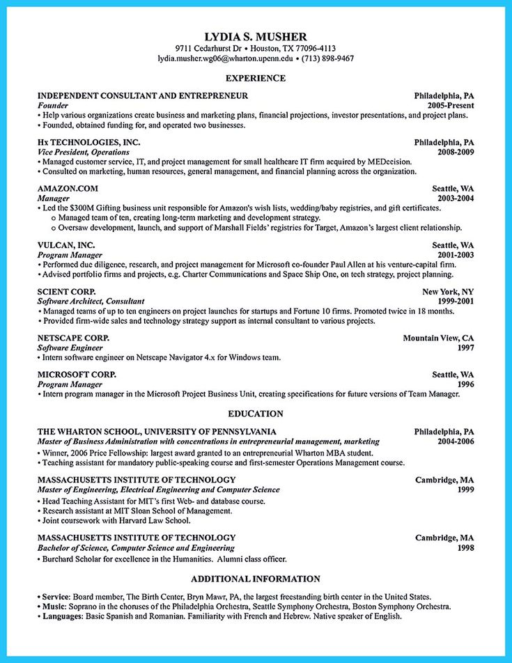 nice Special Guides for Those Really Desire Best Business School Resume, Check more at http://snefci.org/special-guides-for-those-really-desire-best-business-school-resume