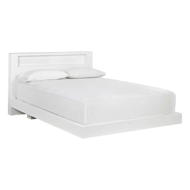 Ledge Queen Bed Frame from Domayne Online