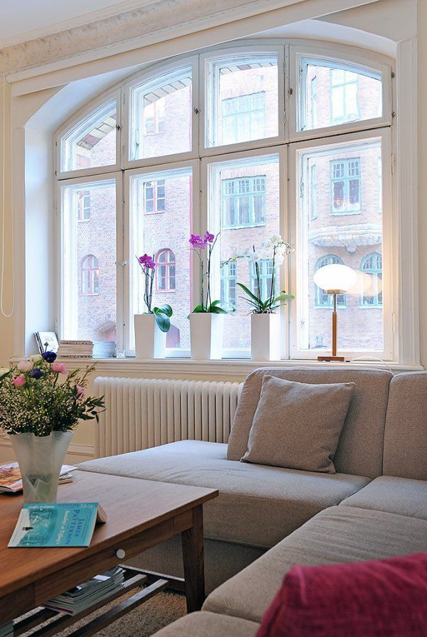 Decorating Windows Without Curtains