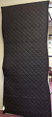 NoizMute,EZ Hang Acoustic Sound Proof Door Blanket,33W x 80H.