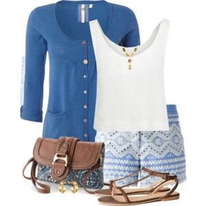 Tory Burch Embroidered Shorts **