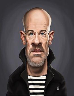 Michael Stipe by robart at zippi.co.uk art | decor | wall art | inspiration | caricature | home decor | idea | humor | gifts