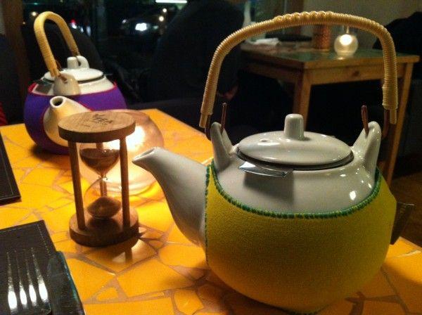 Tea Connection, Pedro de Valdivia