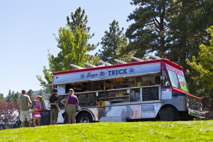 Burger Me Food Truck Reno