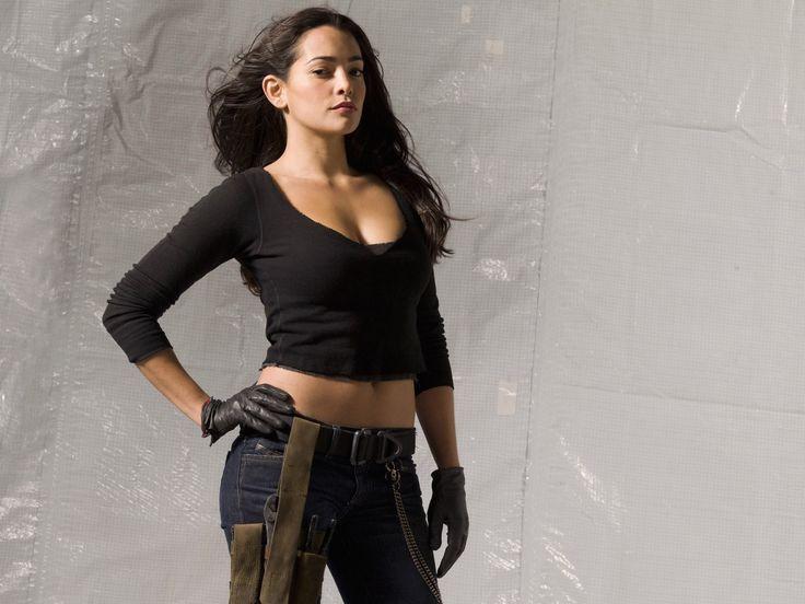 """Case (2008) Natalie Martinez in """"Death Race"""""""