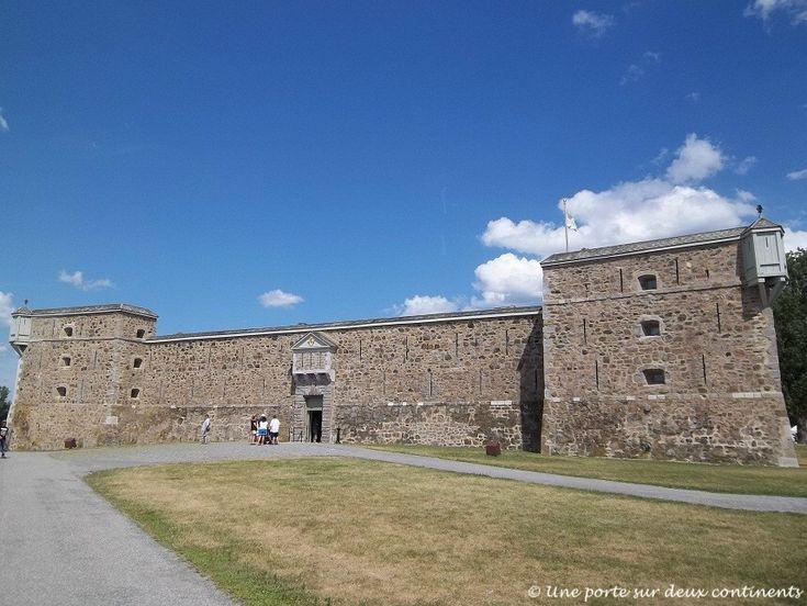 Fort-Chambly © Une porte sur deux continents