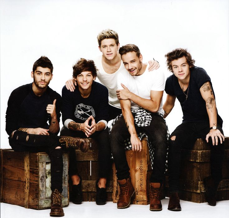 General picture of One Direction - Photo 43 of 1621