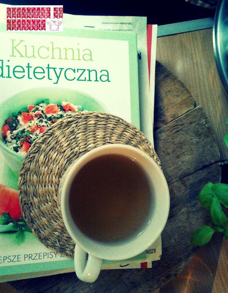 DOMOWY BULION WARZYWNY. SPRAWDŹ NA www.gotowanietokochanie.blogspot.com