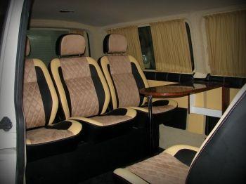 Переоборудование Volkswagen Transporter 5, обшивка Volkswagen Transporter 5, перетяжка салона Volkswagen Transporter 5, переделка Volkswagen Transporter 5, обшивка салона перетяжка Volkswagen Transporter 5