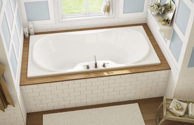 cambridge 2 person soaker tub new home ideas pinterest