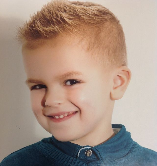 Trendy And Cute Toddler Boy Haircuts Your Kids Will Lovel 34 Boy Haircuts Short Kids Hairstyles Boys Boys Haircuts