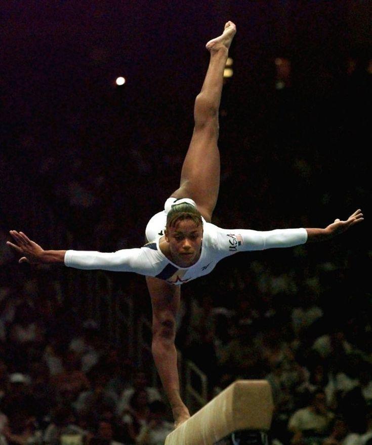 Dominique Moceanu (USA) HD Artistic Gymnastics Photos