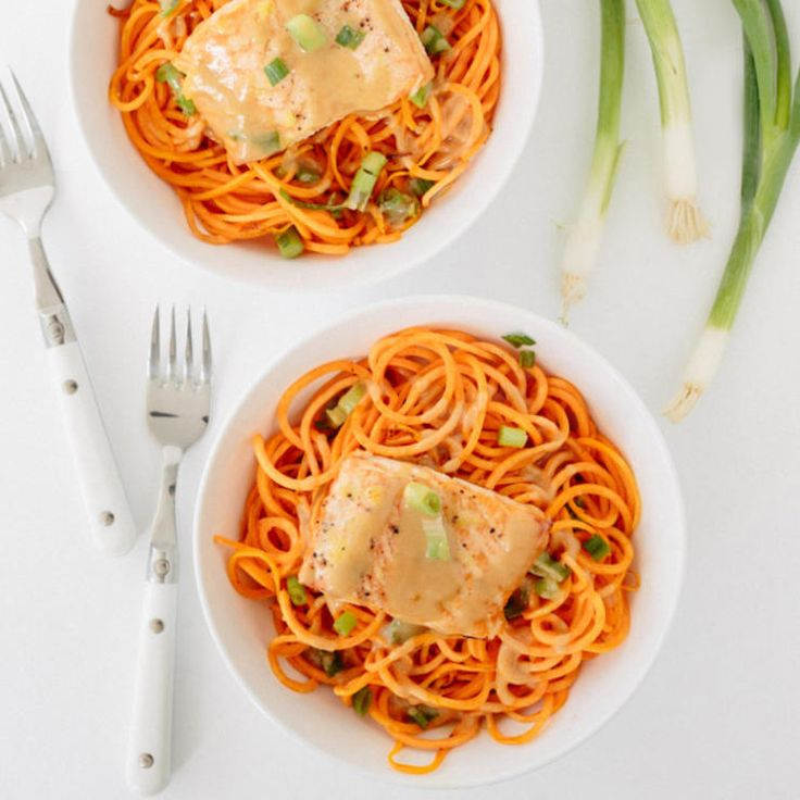 Veggie Noodle Recipes That'll Make You Forget All About Pasta