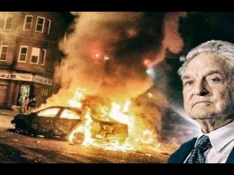 "Soros Plots European Order Coup: EU Will Disintegrate, Rise Again Under ""New Marshall Plan""  Absolute evil."