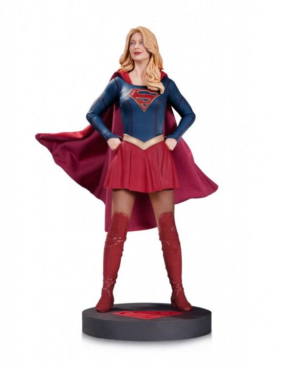 ToyzMag.com » Supergirl : DC Collectibles immortalise Melissa Benoit