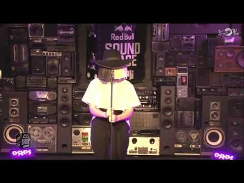 Sia Live at Amp Radio Red Bull Sound Space + Interview - YouTube