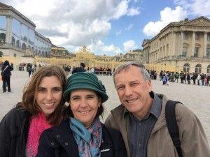 Viaje com seus pais