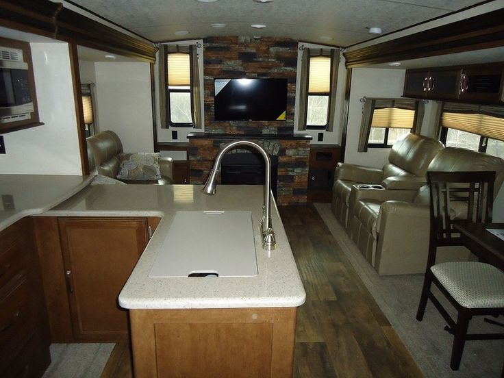 2017 Forest River Salem Hemisphere 326RL Stock:  | Brooks Camper Sales