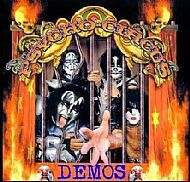 Kiss - Psycho Circus Demo's CD