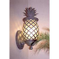 Outdoor Pineapple Lights 72 best pineapple light fixtures images on pinterest pine apple pineapple wall bracket lantern from historical arts casting outdoor light workwithnaturefo
