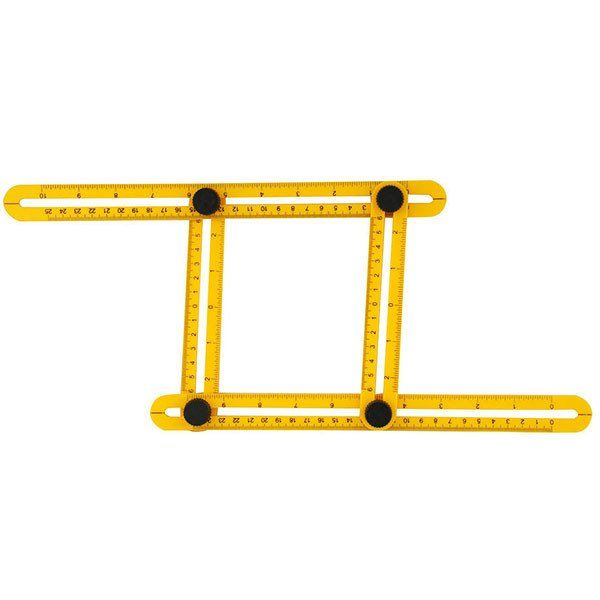 New Angle-Izer Measuring Template Tool  THIS IS A MUST HAVE TOOL FOR BUILDERS, CRAFTSMEN AND DIY-ERS ALIKE! IT'S ESSENTIAL FOR ANY TOOLBOX! #DIY #Angletool #Bigstartrading