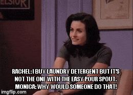 15 Signs You May Be Monica Geller