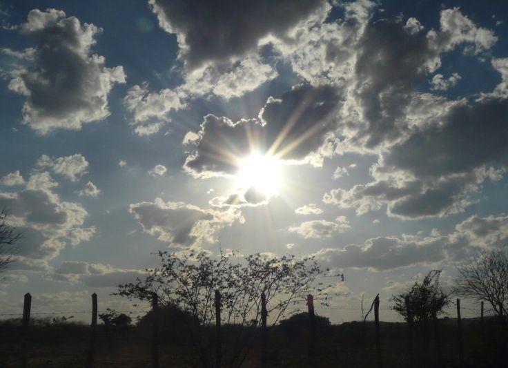 Céu do sertão do Ceará