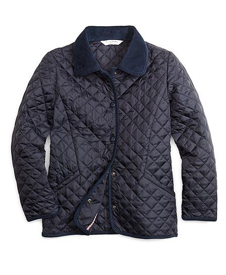 Quilted Jacket - Brooks Brothers