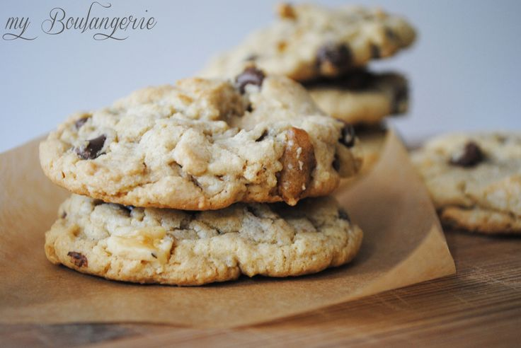 The Neiman Marcus Chocolate Chip Cookie | Food | Pinterest