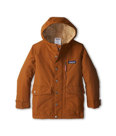 Patagonia Kids Boys' Infurno Jacket (Little Kids/Big Kids) Bear Brown - Zappos.com Free Shipping BOTH Ways