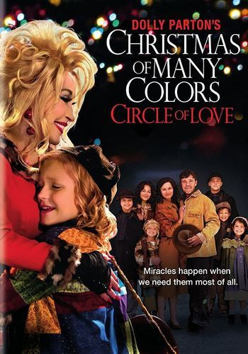 Dolly Parton's Christmas of Many Colors: Circle of Love [DVD] [2016]