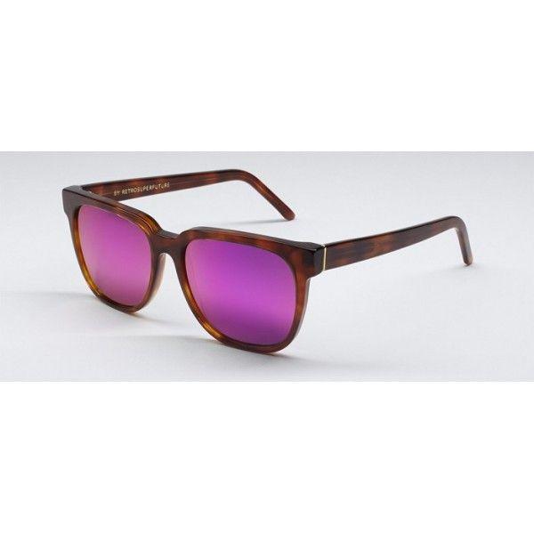 #RetroSuperFuture visita il nostro sito, troverai le migliori marche di occhiali da sole uomo/donna: http://www.occhialisulweb.it/it/occhiali-da-sole-uomo/325-retrosuperfuture.html