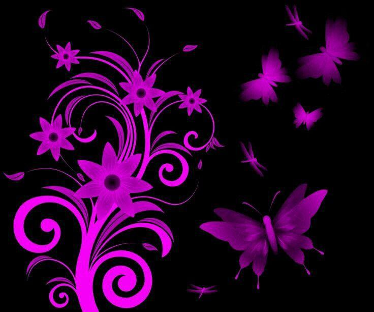 433 best wallpapers butterflies flowers neon images on pinterest pink flowers pretty butterflies neon backgrounds neon tetra rose flowers mightylinksfo Choice Image