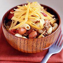 Macaroni au chili