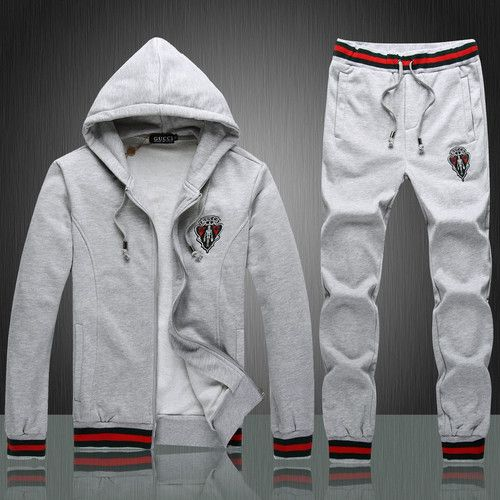 2014 new mens Gucci jump suit set