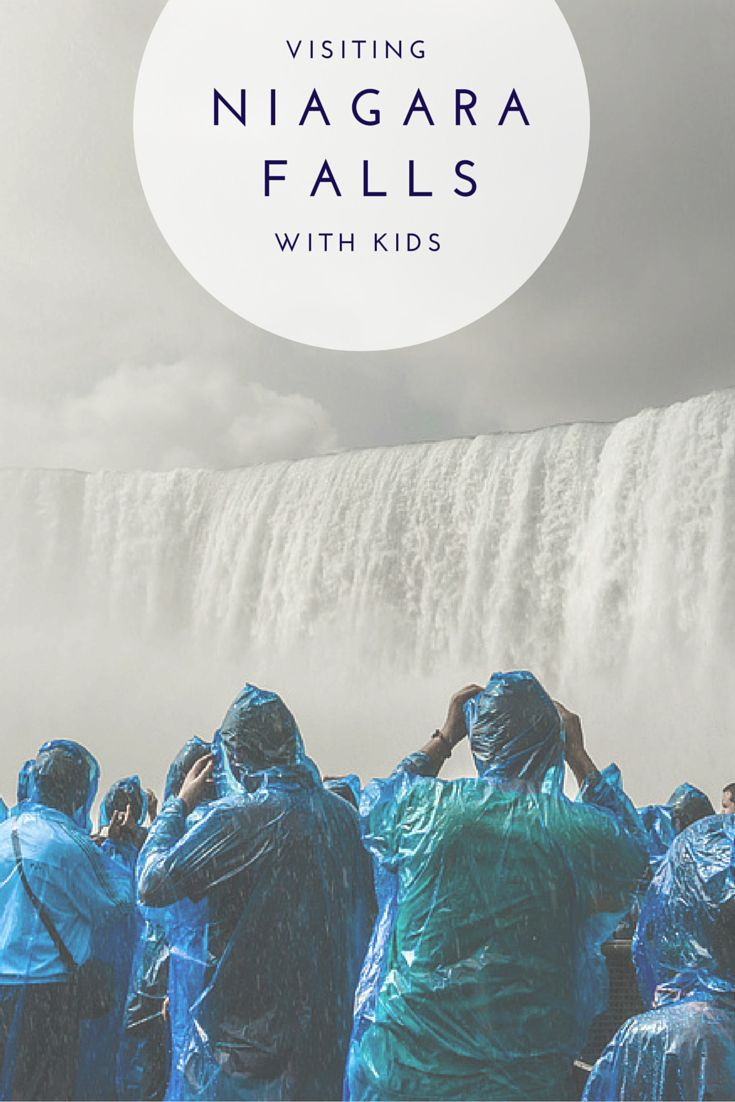 Guide to Visiting Niagara Falls with Kids
