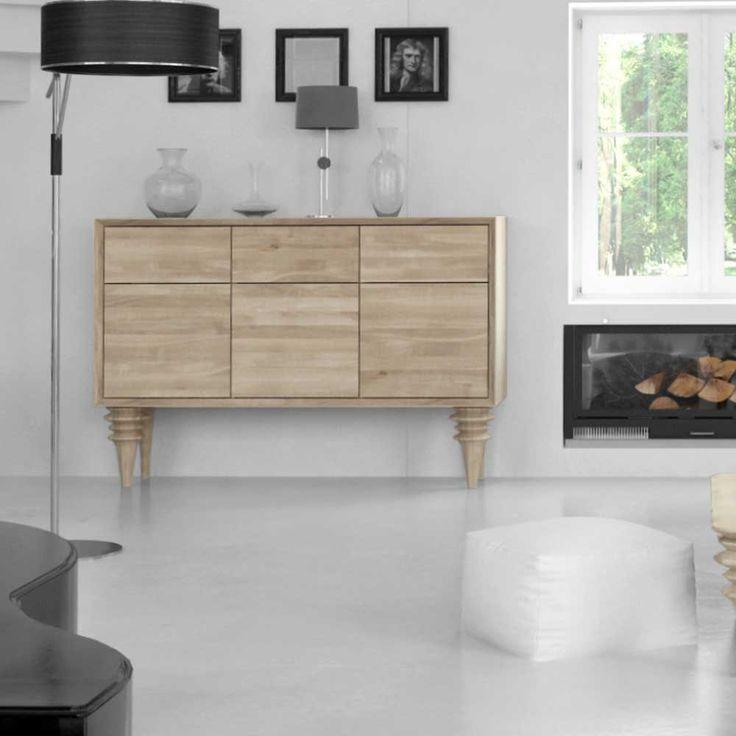 25 best ideas about sideboard massivholz on pinterest for M bel aus polen bestellen